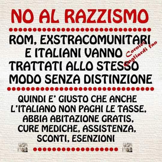08.08.15 - No al razzismo contro italiani