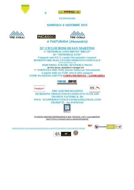 08.11.15 - CROSS 2015 MANIFESTO PASTURANA