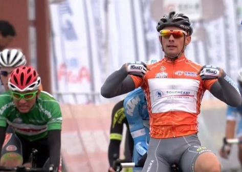Mareczcko vince anche l'ultima tappa