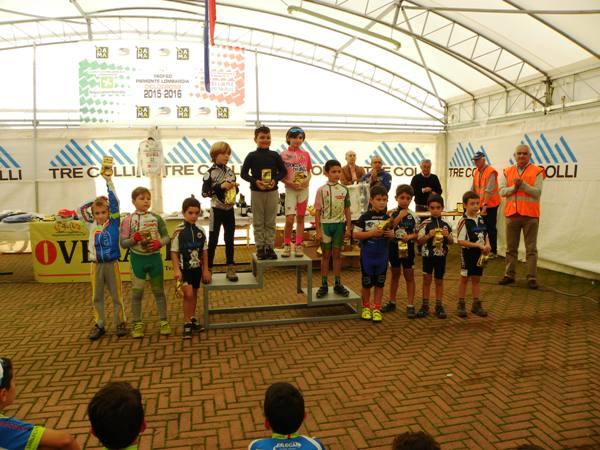 Premiazione Giovanissimi a Pasturana (Foto Nastasi)
