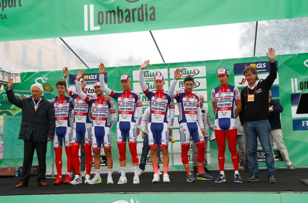 Il Lombardia 2015 - Bergamo - Como 245 km - 04-10-2015 -  - foto Roberto Bettini/BettiniPhoto©2015