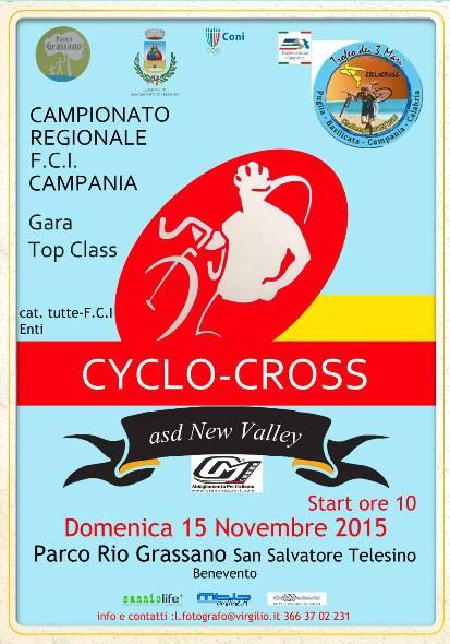 13.11.15 - Locandina Parco Grassano Ciclocross 2015