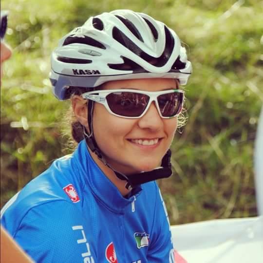 Michela Pavin primo piano