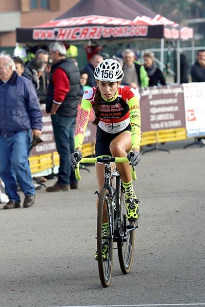 Roberta Cancellieri all'arrivo (Foto Kia Castelli)