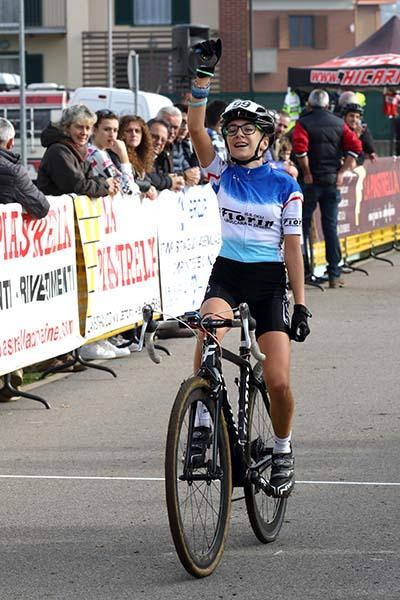 Nicole Pesse a Costamasnaga (Foto di Kia Castelli)