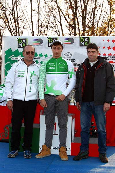 Loris Conca Camp Reg Ciclocross All 2^ anno (Foto Kia Castelli)