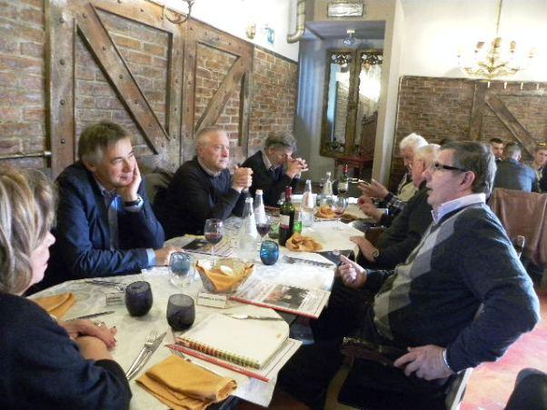 Gruppo di Commensali (Foto Nastasi)