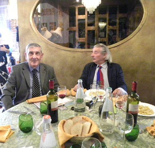Eugenio Salvoldi e Aldo Russomanno (Foto Nastasi)