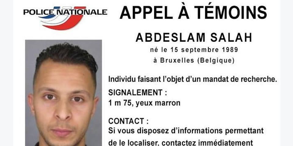 16.11.15 - Appello della Polizia Nazionale Francese