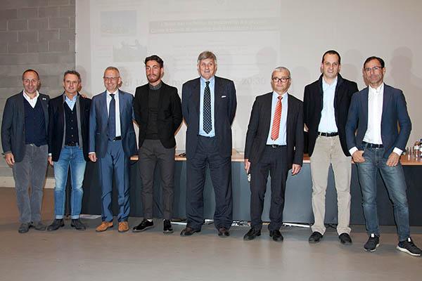 Partecipanti al Convegno di Erba (Foto Kia Castelli)