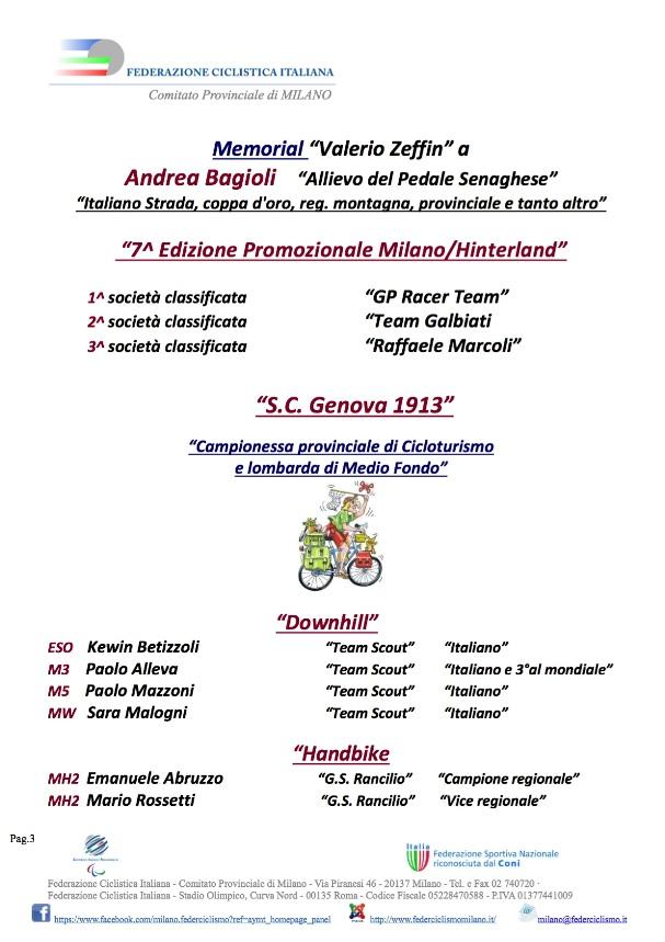 19.11.15 - Memorial Valerio Zeffin