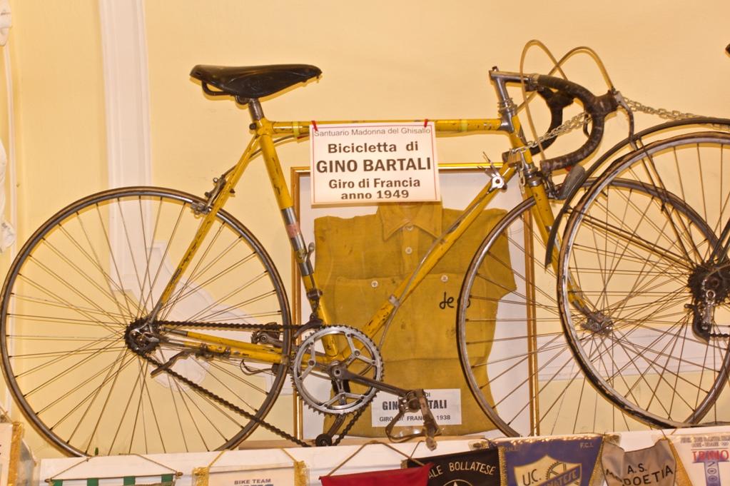 26.04.2010 Legnano Bartali Santuario Madonna del Ghisallo