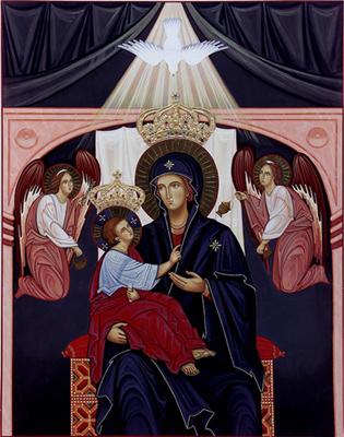 27.11.15 - Madonna del Divino Amore Castel di Leva Roma