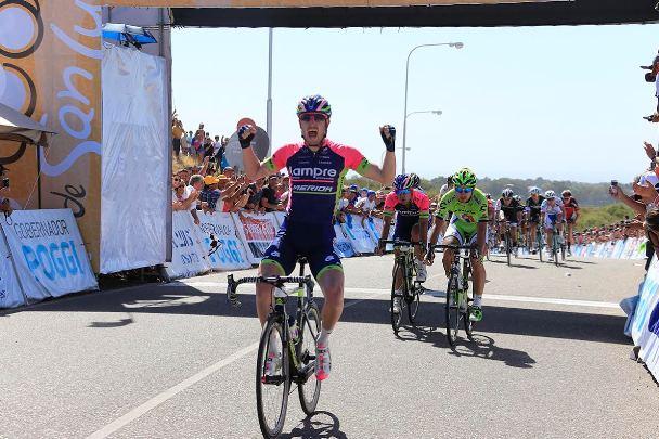 Tour de San Luis 2014 - 7a tappa San Luis - Terrazas del Portezuelo148.1 km - 26/01/2014 -  -