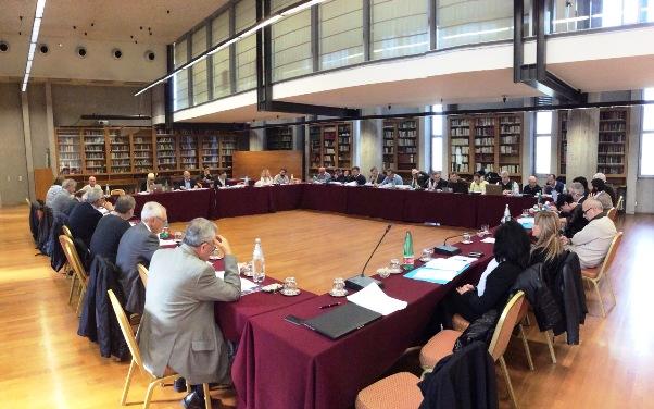 Foto Consiglio Federale e Consiglio dei Presidenti Regionali