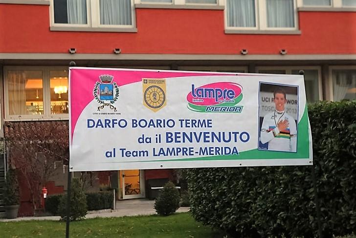 Benvenuti a Darfo Boario Terme (Foto Antonio Pisoni)
