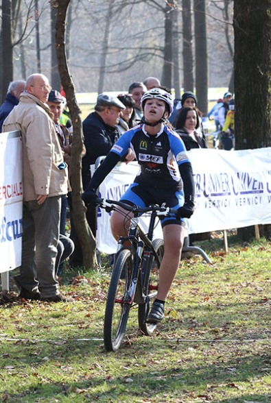 Alessia Manenti vince a Borgosesia (Foto Kia)