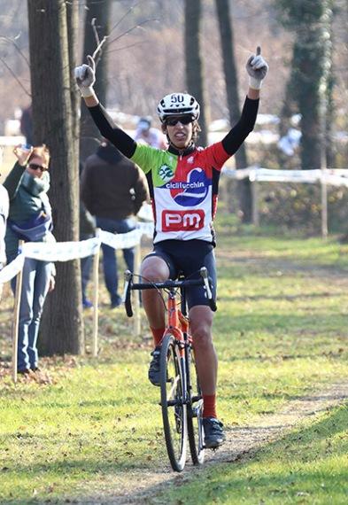 Codentino vince a Borgosesia (Foto Kia)