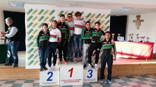 Campioni Regionali Ciclocross Calabria