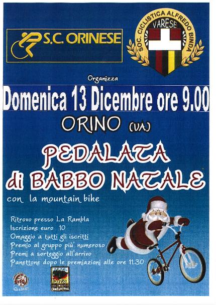 12.12.15 - Locandina Babbo Natale 2015