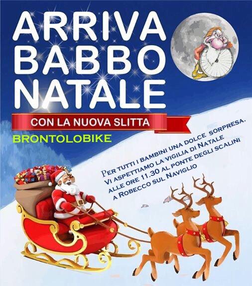 17.12.15 - Babbo Natale Brontolo Bike