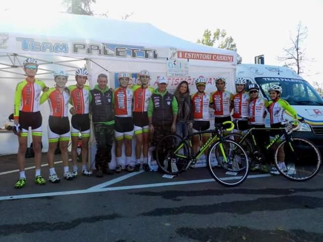 Il Team Paletti di Modena