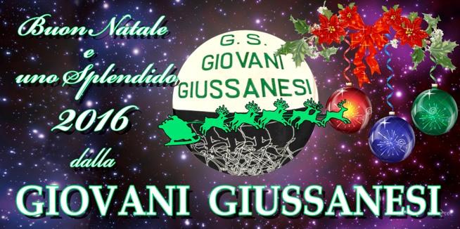 21.12.15 - Giovani Giussanesi auguri natalizi