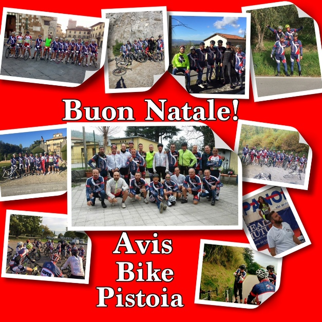 22.12.15- Auguri Avis Bike Pistoia