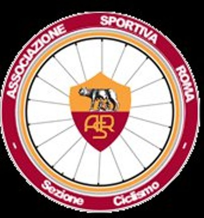 22.12.15 - IL LOGO AS ROMA CICLISMO 2015