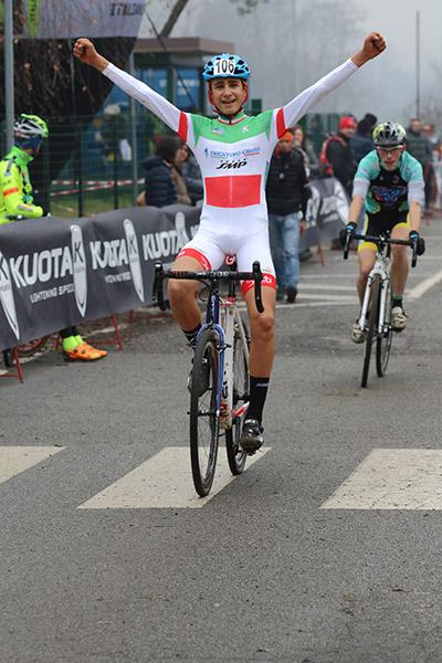 Torcianti vince la gara Esordienti 2^ anno a Lurago D'Erba (Foto Kia Castelli)