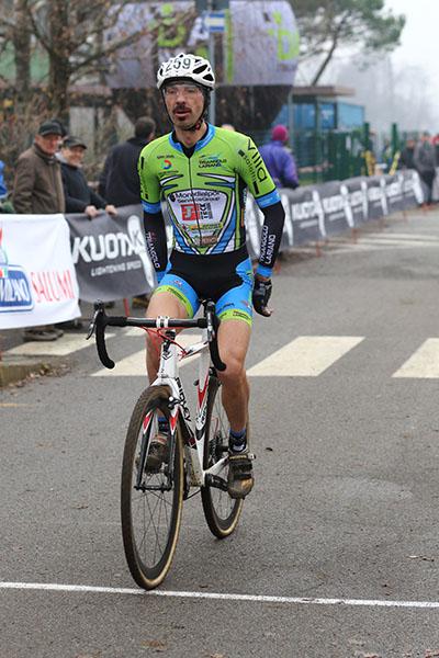 Longoni vincitore Over 45 (Foto Kia)