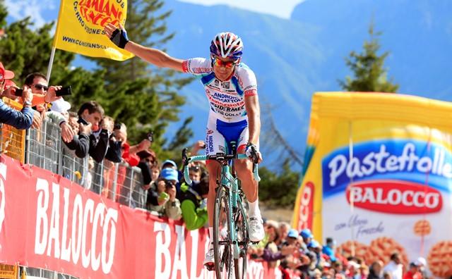Giro d'Italia 2014-Franco Pellizotti