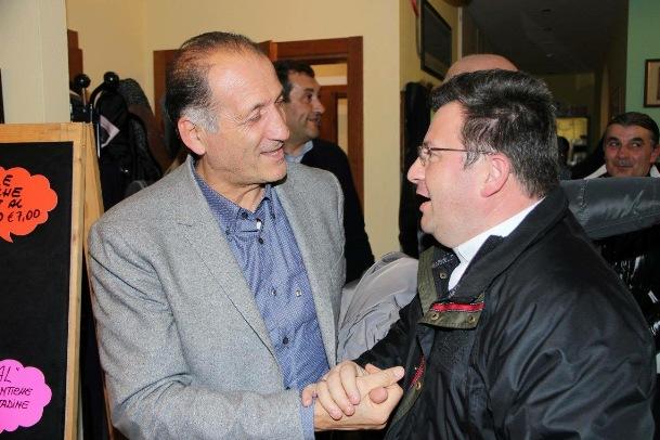 Raffaele Babini, Angelo Custode di tante corse, Don Tiziano Zoli, Angelo Custode di tante Anime (Foto Mauro Benini)