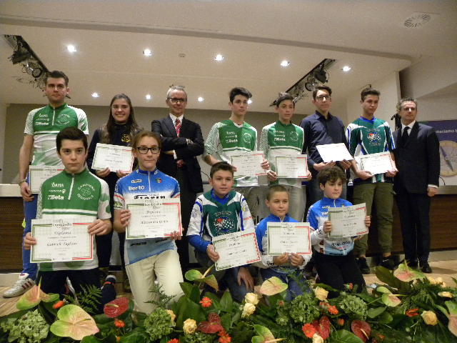 Campioni regionali premiati (Foto Nastasi)