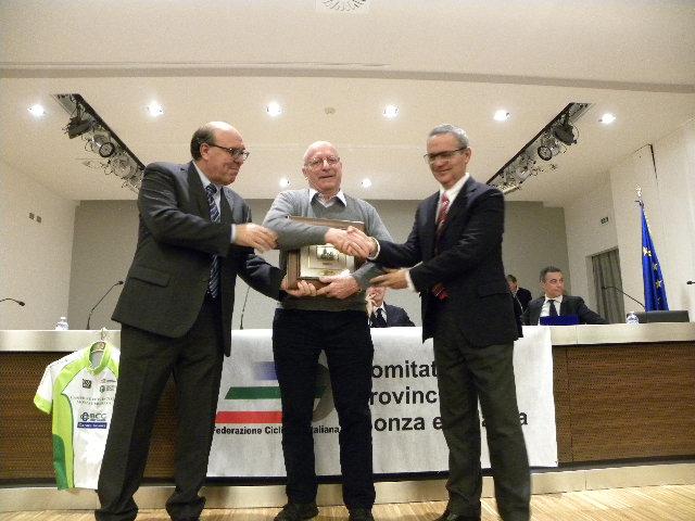 Galli Carlo, Premio Arengario D'Oro Dante Brambilla a.m. (Foto Nastasi)