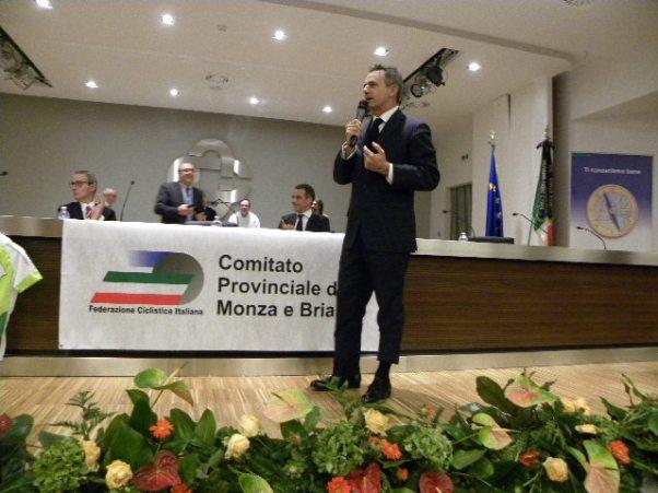 Consighliere regionale lombardo FCI, Fabio Perego (Foto Nastasi)