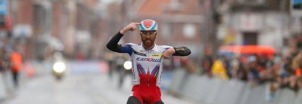 29.03.2015 - Luca Paolini vince la Gand-Wewelgen