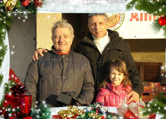 Catizzone omaggia Lidio Malinverni