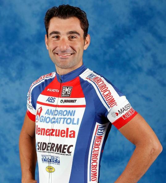 Francesco Chicchi (Campione del Mondo U23 nel 2003 a Zolder-Belgio)
