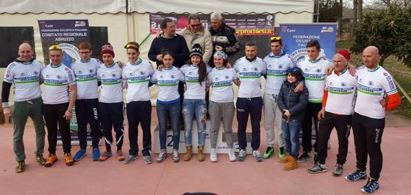 Campioni Regionali Abruzzo Ciclocross 2016