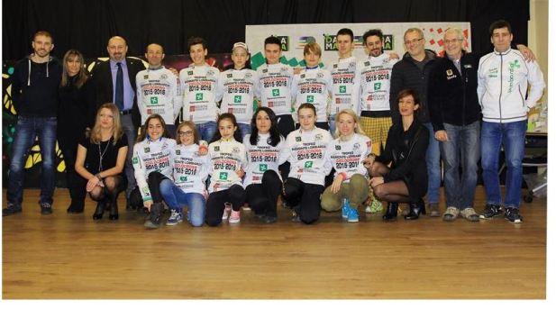 Foto vincitori Trofeo Lombardia-Piemonte (Foto Soncini)