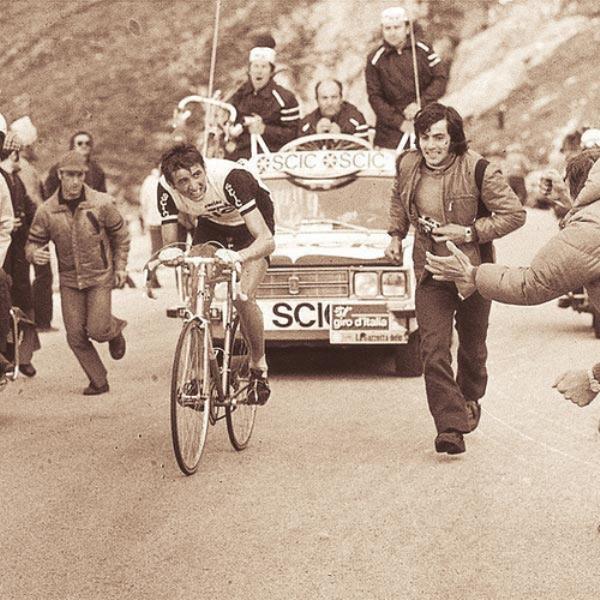 GB Baronchelli, Giro d'Italia 1974