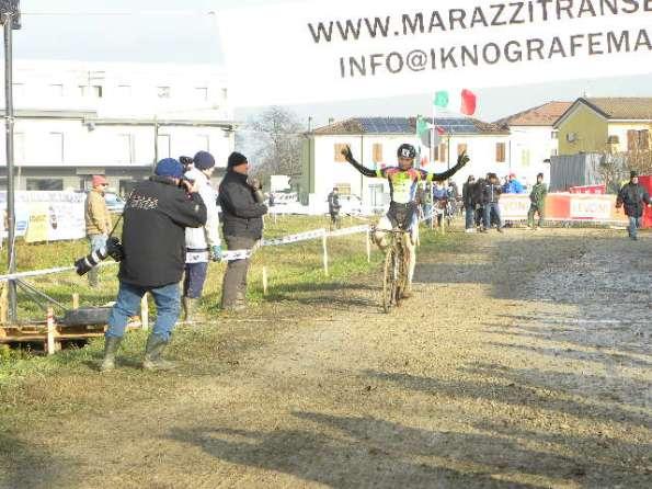Allievi, la vittoria di Samuele Carpene (Foto Nastasi)