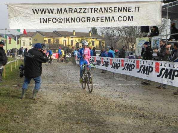 Sara Bosisio vince gara Donne Esordienti 2^ anno (Foto Nastasi)