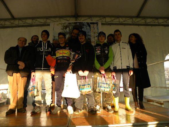 Juniores, fase premiazioni (Foto Nastasi)