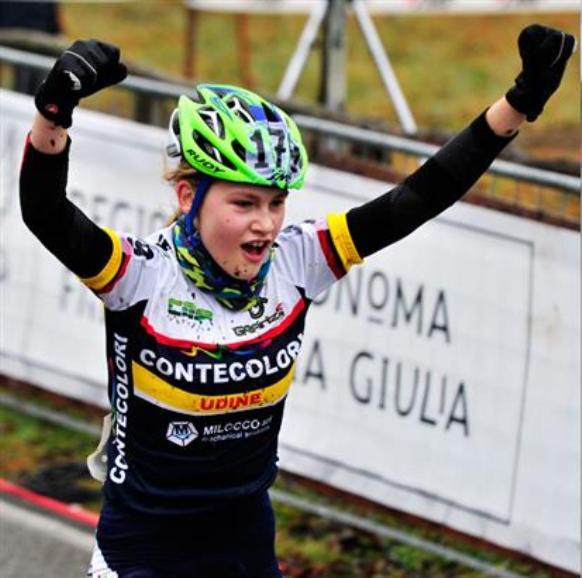 Elisa Rumac Tricolore D. Esord 2^ anno (Foto Soncini)