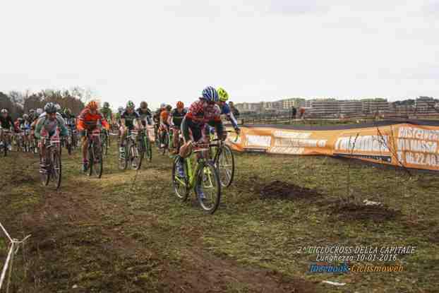 13.01.16 - Ciclocross della Capitale  2