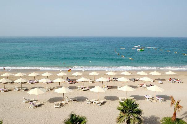 13.01.16 - SPIAGGIA DUBAI TOUR
