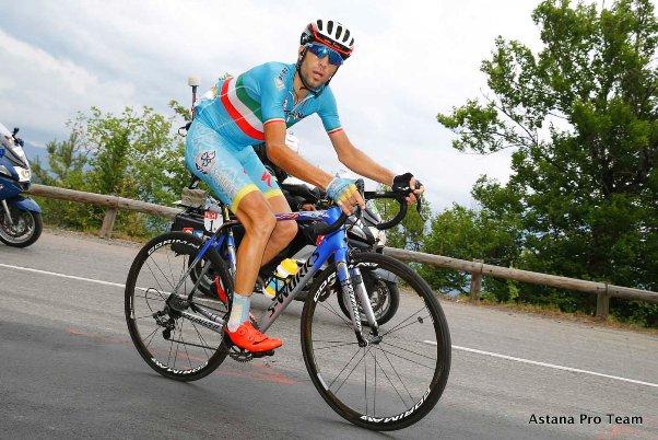 Vincenzo Nibali (Squadra Astana)