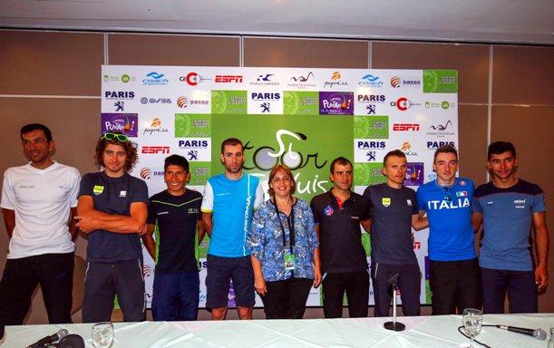 Tour de San Luis 2016-Conferenza stampa (Foto di